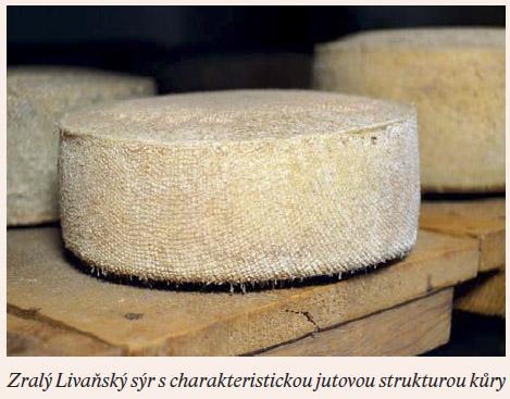 Livaňský sýr
