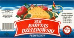Polsko - sýrová etiketa - cheese label
