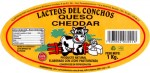Mexiko - sýrová etiketa - cheese label