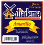 Guatemala - sýrová etiketa - cheese label