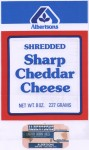 Idaho - sýrová etiketa - cheese label
