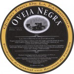 Chile - sýrová etiketa - cheese label
