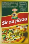 Sýrová etiketa - cheese label - Chorvatsko