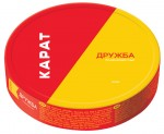 Sýrová etiketa - cheese label - Rusko