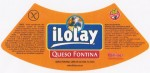 Argentina - sýrová etiketa - cheese label