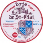 Sýrová etiketa - cheese label - Kanada
